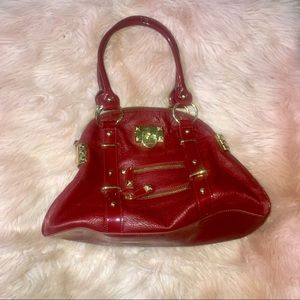 Betsey Johnson Bags - ⚡️Betsey Johnson ⚡️~ Sexy Red Handbag